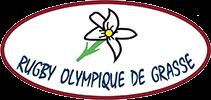 Logo rugby olympique de grasse