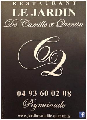 Le Jardin de Camille et Quentin